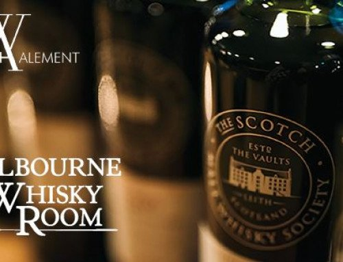 Welcome to the Melbourne Whisky Room