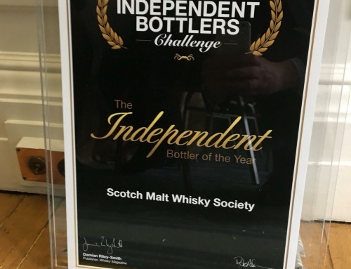 Society named Independent Bottler of the Year for Whisky Magazine IBC Competition