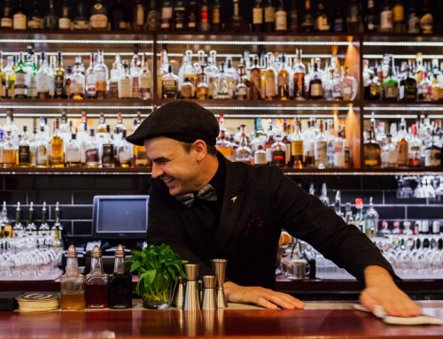 Meet a member: Four questions for David Stucken from Bar Lafayette!