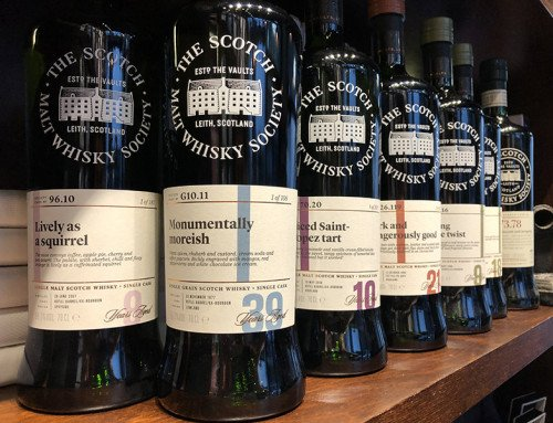 Press Release: Shirt Bar Barangaroo to have entire SMWS Outturn each month!