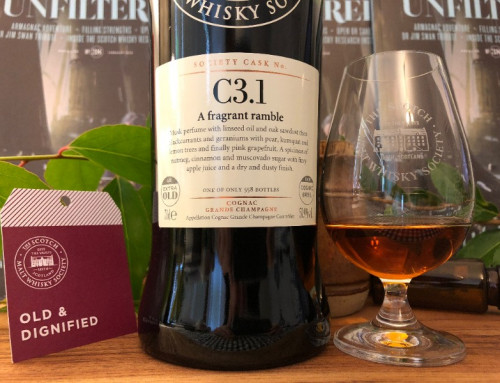 From mystery to mastery with Cognac at the SMWS