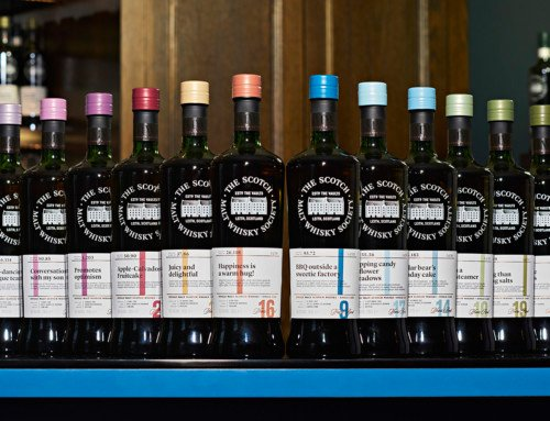How do the SMWS flavour profiles work?