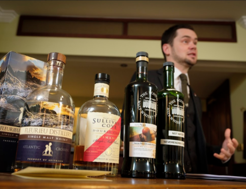 Whisky in Australia: A whole new world