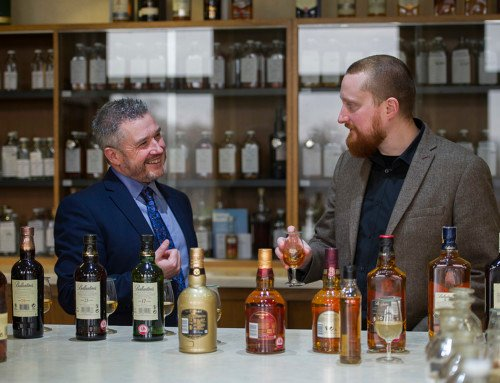 Whisky Chat: A talk with Sandy Hyslop