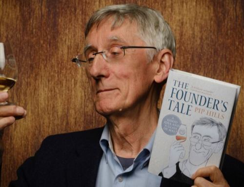 We have a book! Introducing The Founder's Tale for October