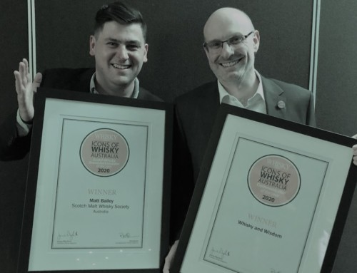 Society Wins Three Awards at Icons of Whisky 2020
