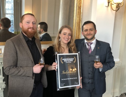 Hat trick for SMWS at IBC 2019!