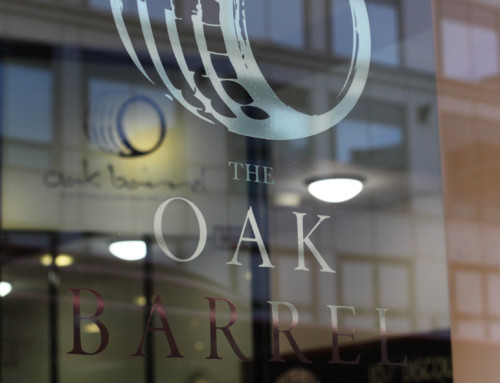 Press Release: The Oak Barrel Joins AMWTC 2020