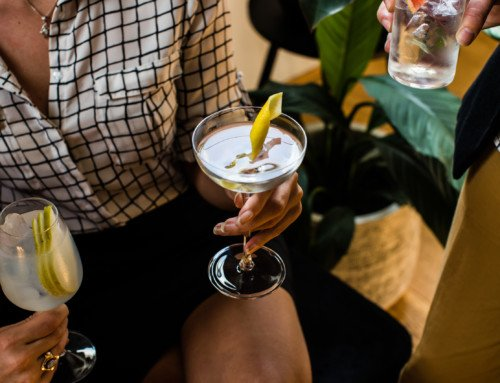 Stuck at home? Cocktails to keep you going!