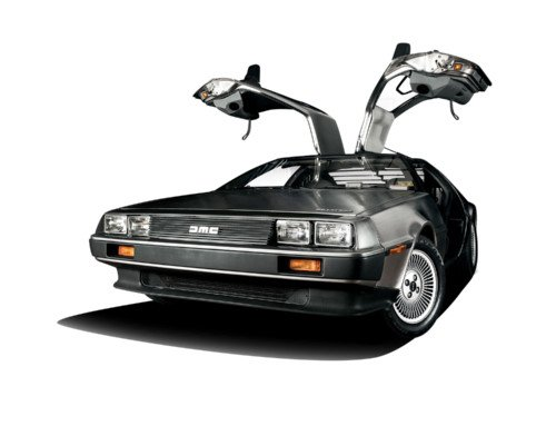 Distilled Delorean